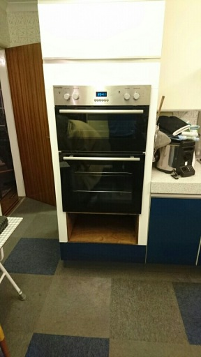 oven-fitted
